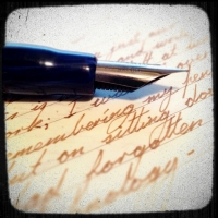 Writing with Ink